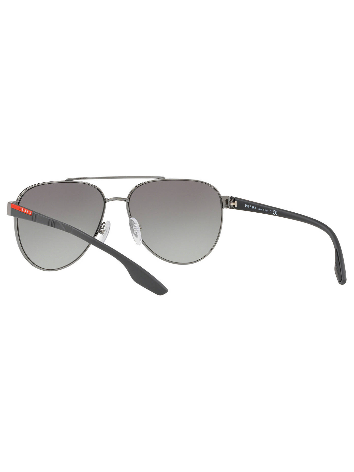 2eeb9429131 ... Buy Prada Linea Rossa PS 54TS Men s Aviator Sunglasses
