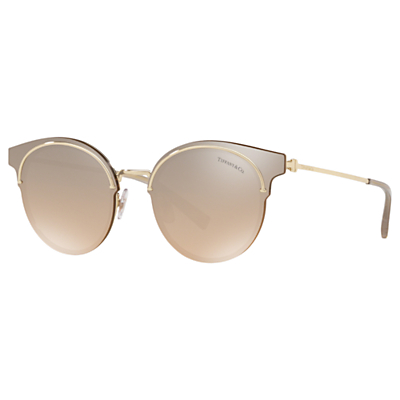 Tiffany & Co TF3061 Women's Round Sunglasses