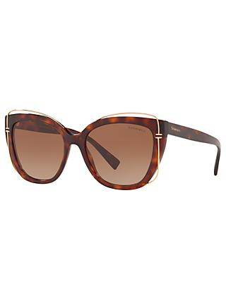 Tiffany & Co TF4148 Women's Cat's Eye Sunglasses