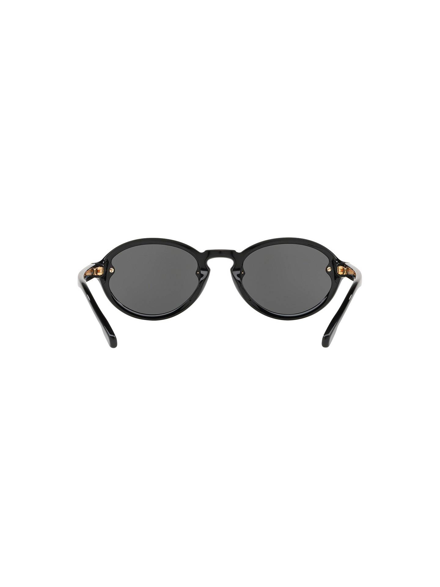 0e965ed575 Versace VE4352 Unisex Oval Sunglasses at John Lewis   Partners