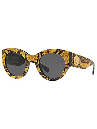 Versace VE4353 Women's Cat's Eye Sunglasses
