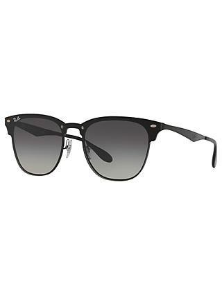 736ffc1dde Ray-Ban RB3576N Blaze Clubmaster Square Sunglasses
