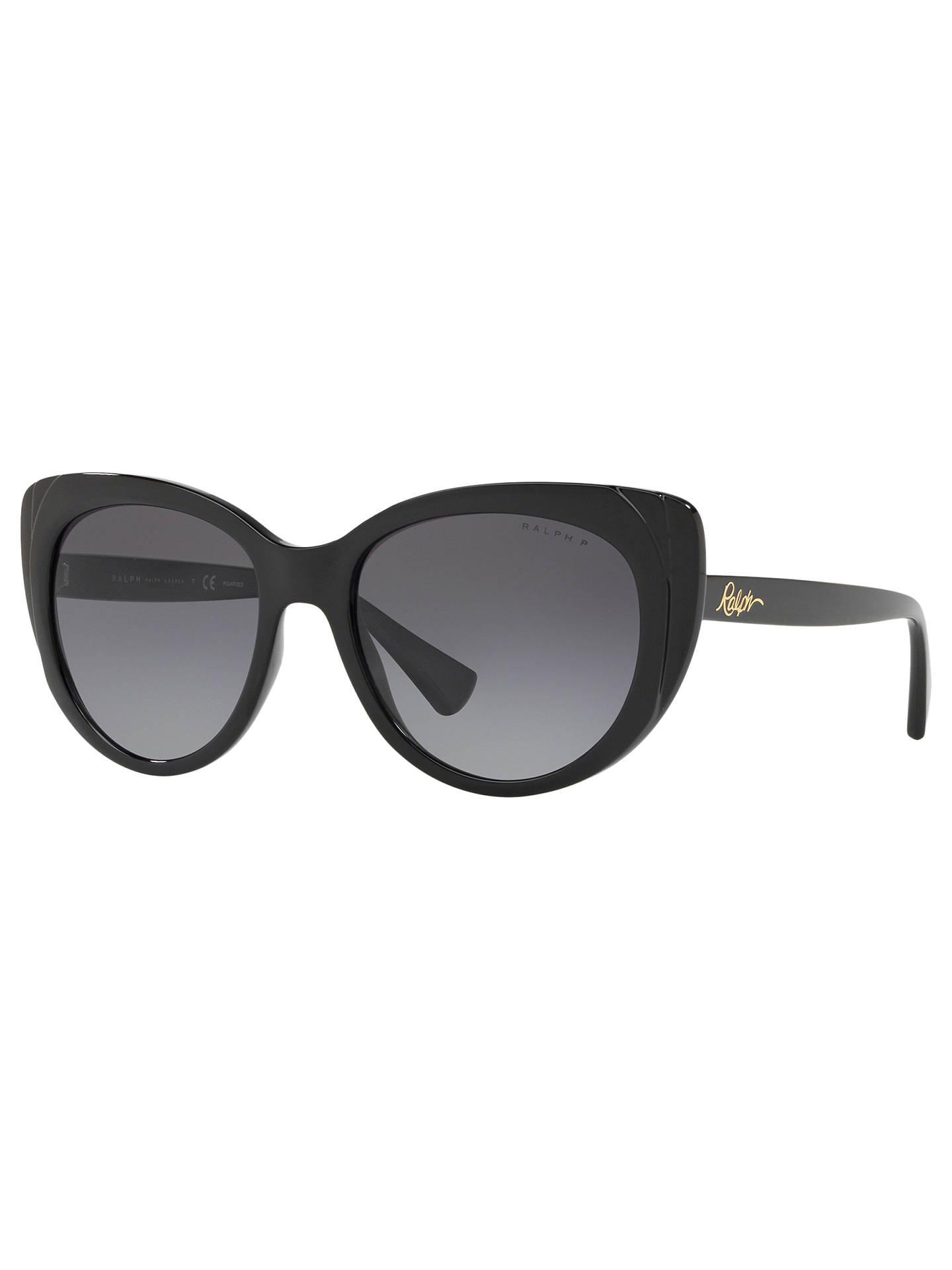 96cfda9b42 BuyRalph RA5243 Women s Polarised Cat s Eye Sunglasses