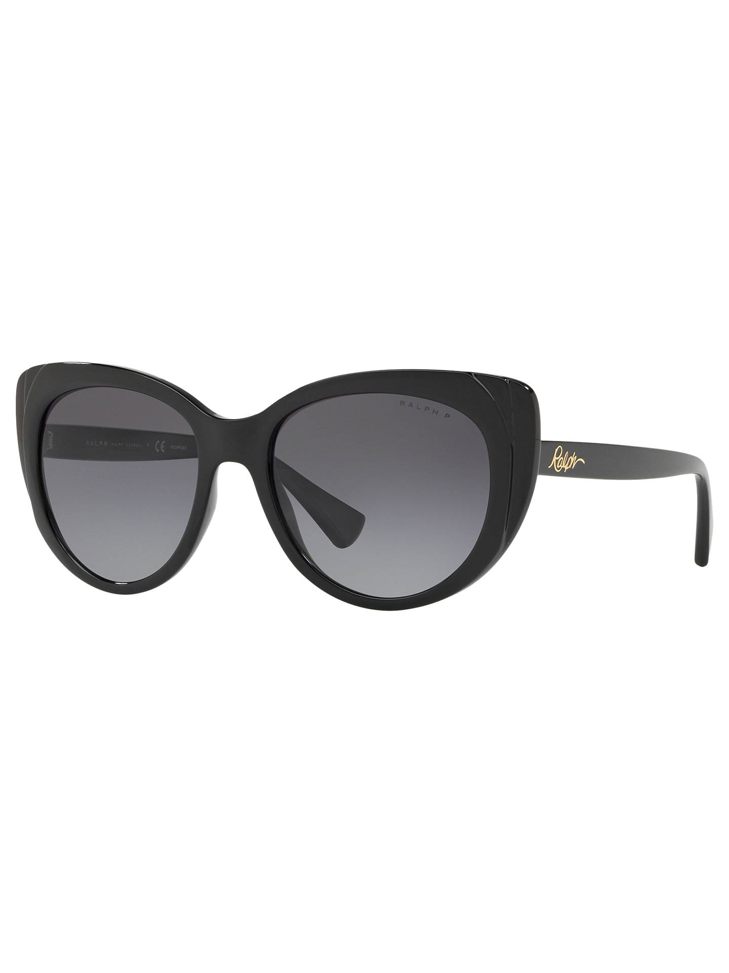 c1f95169fd3 BuyRalph RA5243 Women s Polarised Cat s Eye Sunglasses