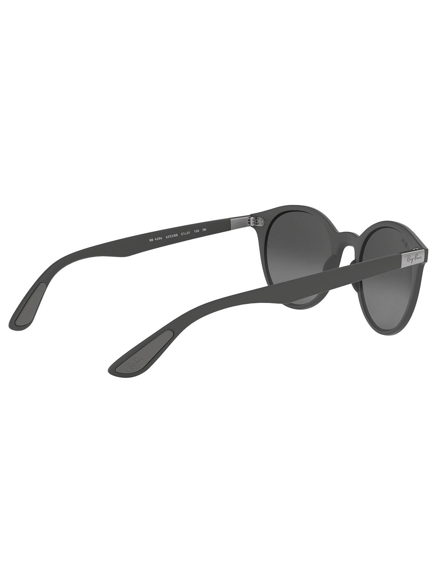 609b18d62b BuyRay-Ban RB4296 Unisex Oval Sunglasses