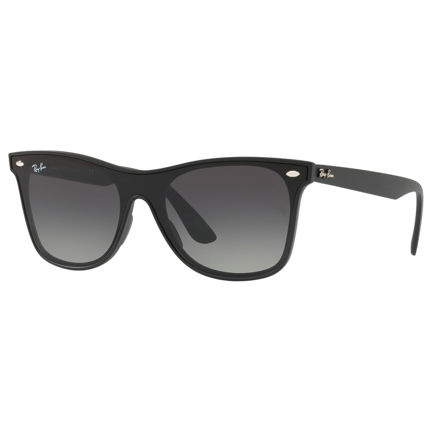 Ray-ban Ray-Ban RB4440 Unisex Mirrored Sunglasses