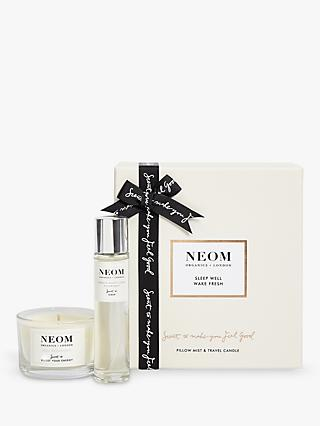 Neom Wellbeing for Day and Night Gift Set