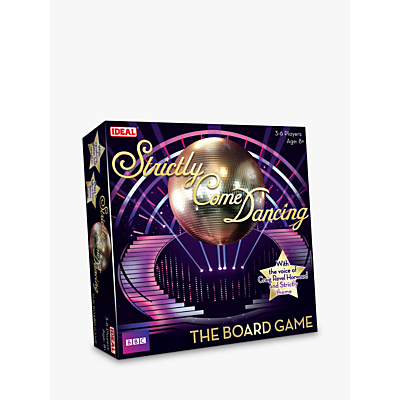 John Adams Strictly Come Dancing Game