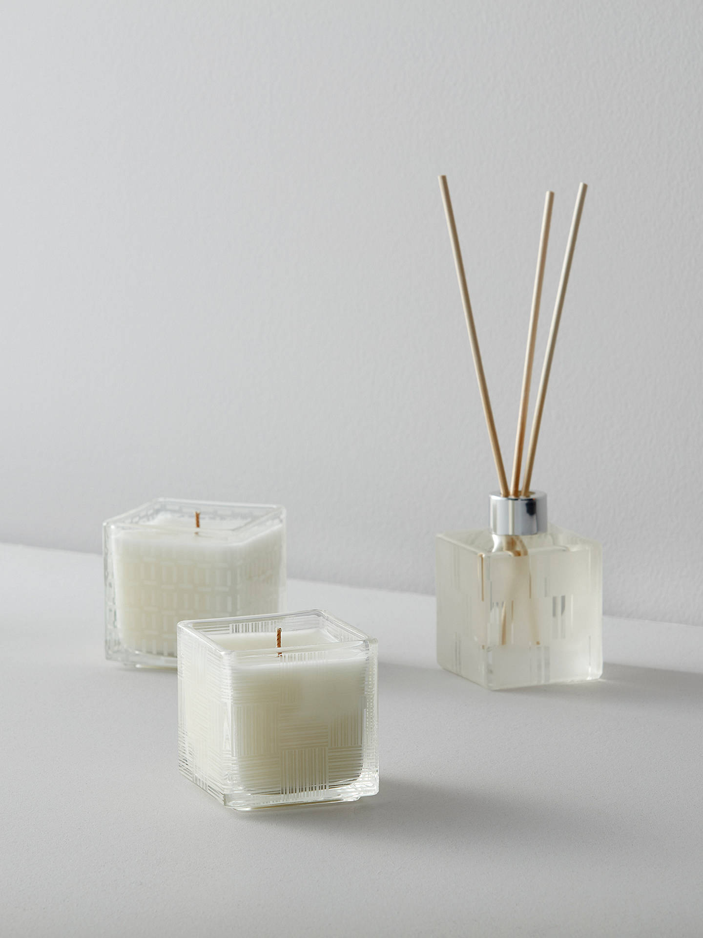 BuyJohn Lewis & Partners Cassis Scented Candle, 300g Online at johnlewis.com