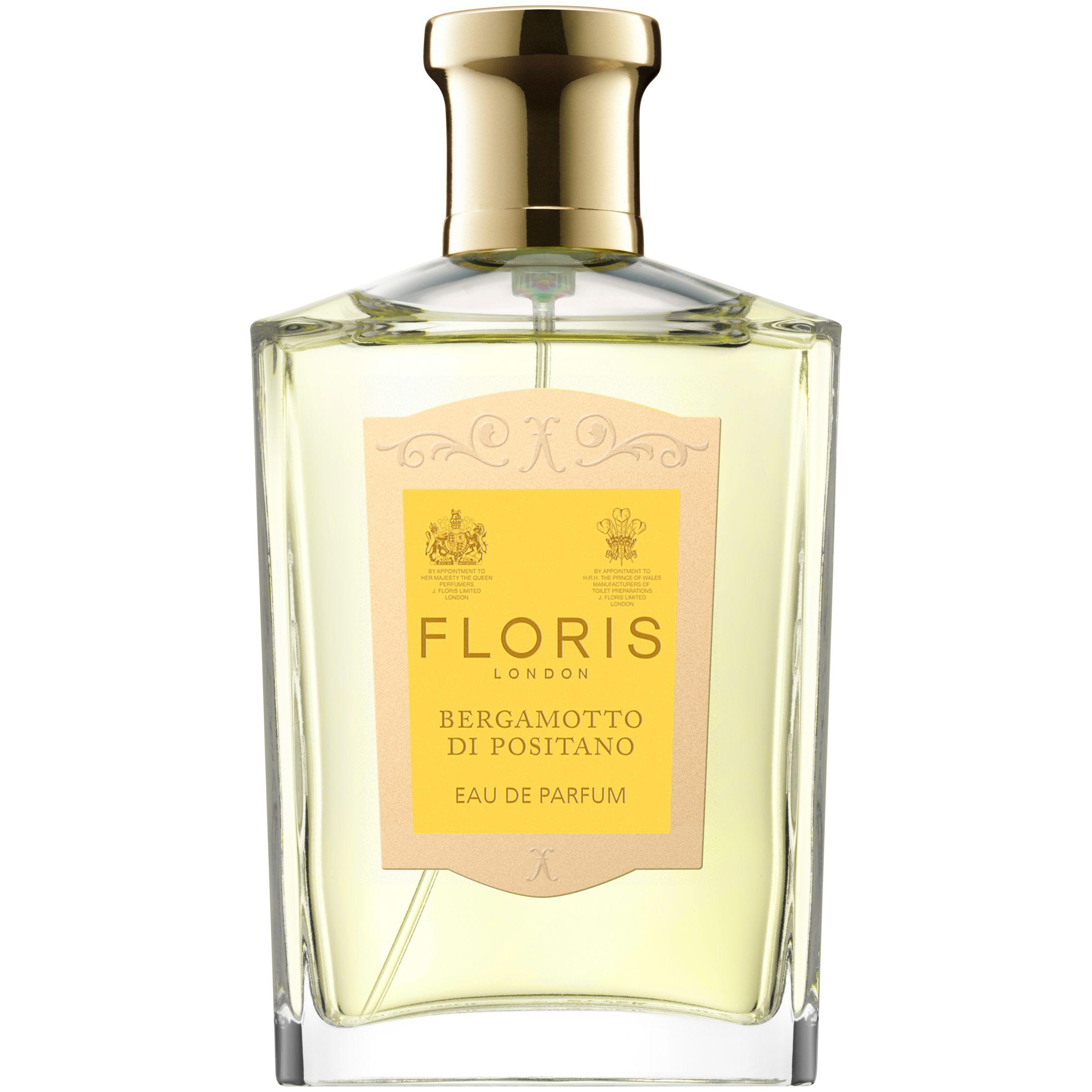 Floris Floris Bergamotto Di Positano Eau de Parfum, 100ml