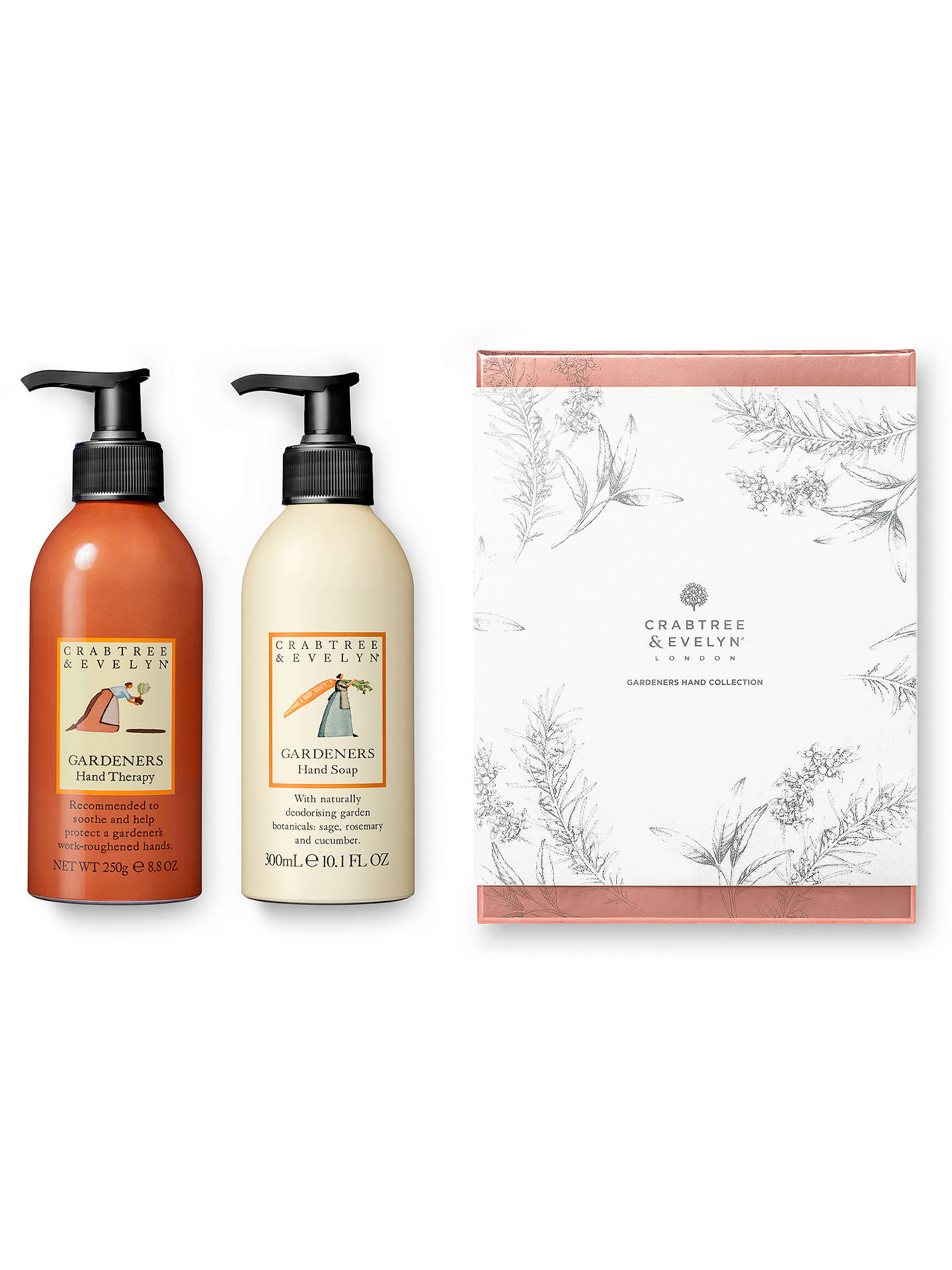 Crabtree & Evelyn Hand Cream set of 8
