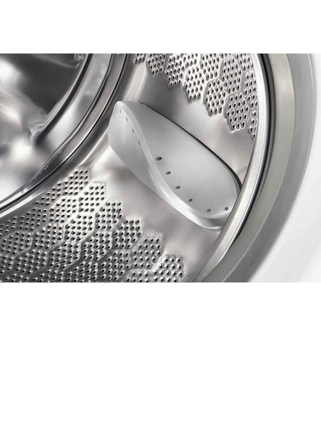Buy Zanussi ZWF01483W Washing Machine, 10kg Load, A+++ Energy Rating, 1400rpm Spin, White Online at johnlewis.com