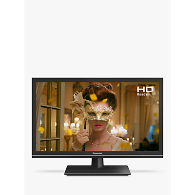 Panasonic TX-24FS500B LED HDR HD Ready 720p Smart TV, 24 with Freeview Play, Black
