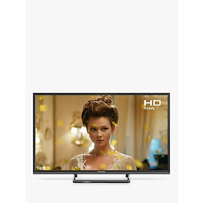 Panasonic TX-32FS503B LED HDR HD Ready 720p Smart TV, 32 with Freeview Play/Freesat HD, Black
