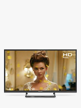 "Panasonic TX-32FS503B LED HDR HD Ready 720p Smart TV, 32"" with Freeview Play/Freesat HD, Black"