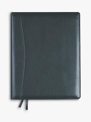 Collins Compact Elite 2018/19 Diary, Black