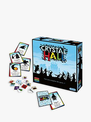 Gibsons Crystal Hall Board Game