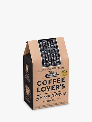 Buy Ridleys Coffee Lovers Jigsaw Puzzle, 500 Pieces Online at johnlewis.com