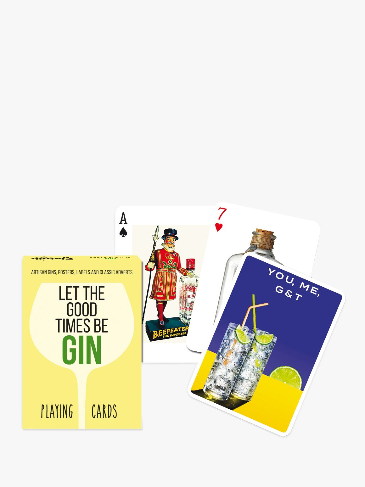 Gibsons Gibsons Gin Playing Cards