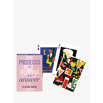 Image of Gibsons Prosecco Playing Cards