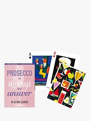 Gibsons Prosecco Playing Cards