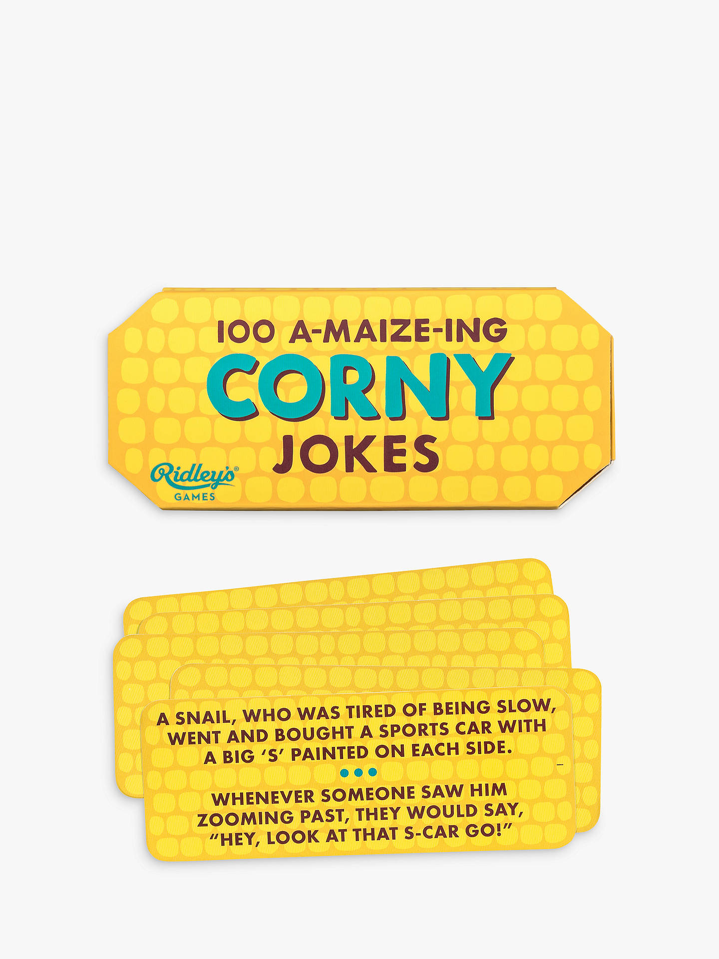 Ridleys 100 A Maize Ing Corny Jokes