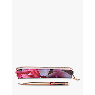 Image of Ted Baker Splendour Touch Screen Slim Pen, Rose Gold