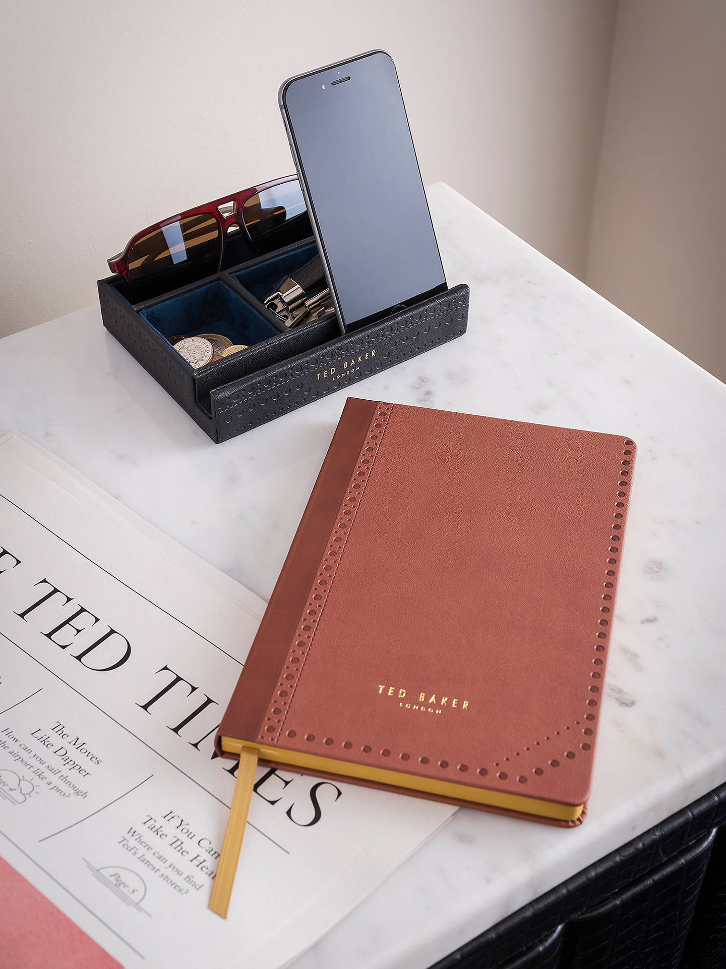 BuyTed Baker Valet Tray Online at johnlewis.com