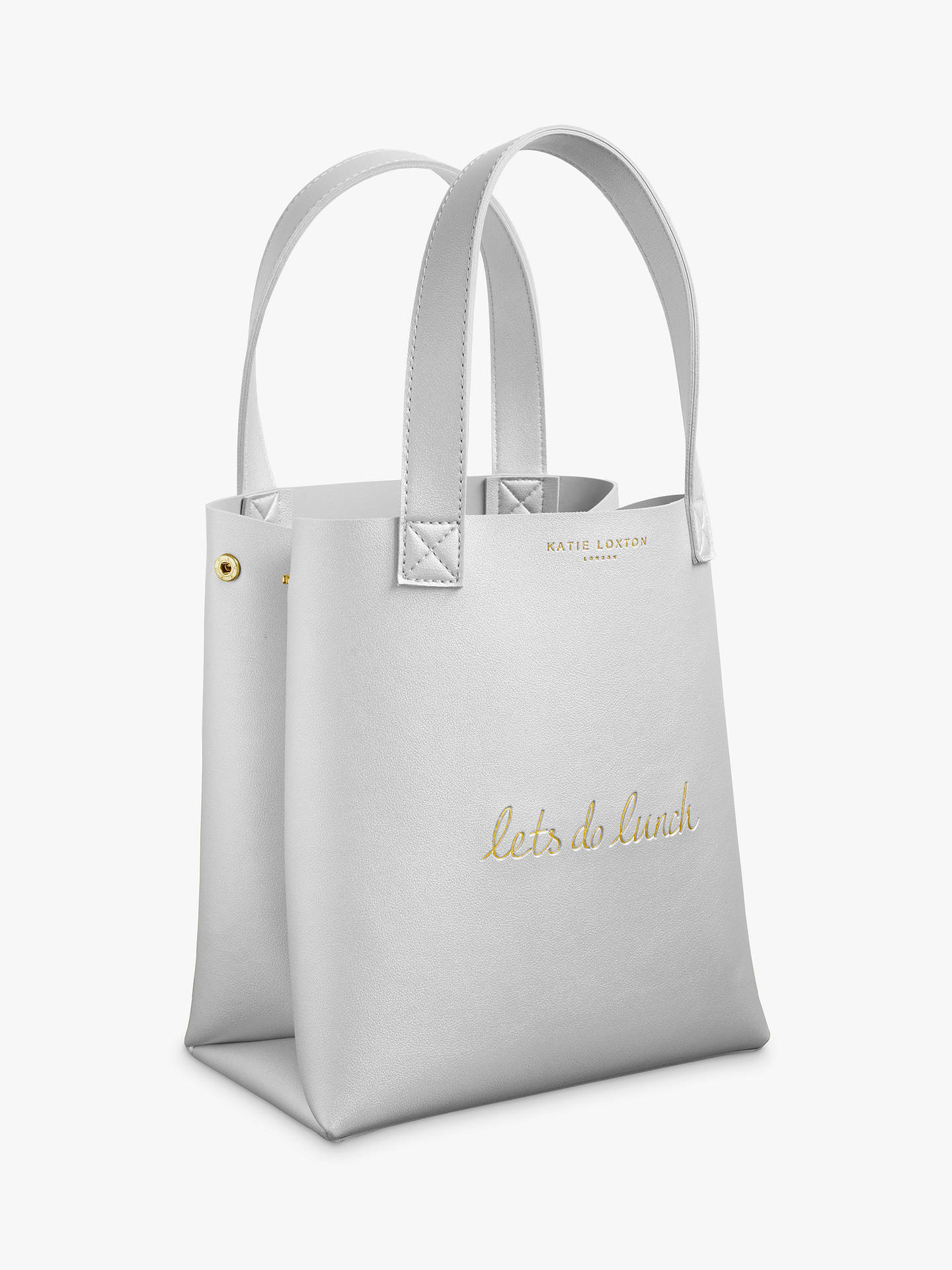 Katie Loxton Lets Do Lunch Bag Online At Johnlewis
