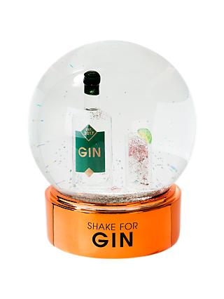 Talking Tables Gin Snow Globe