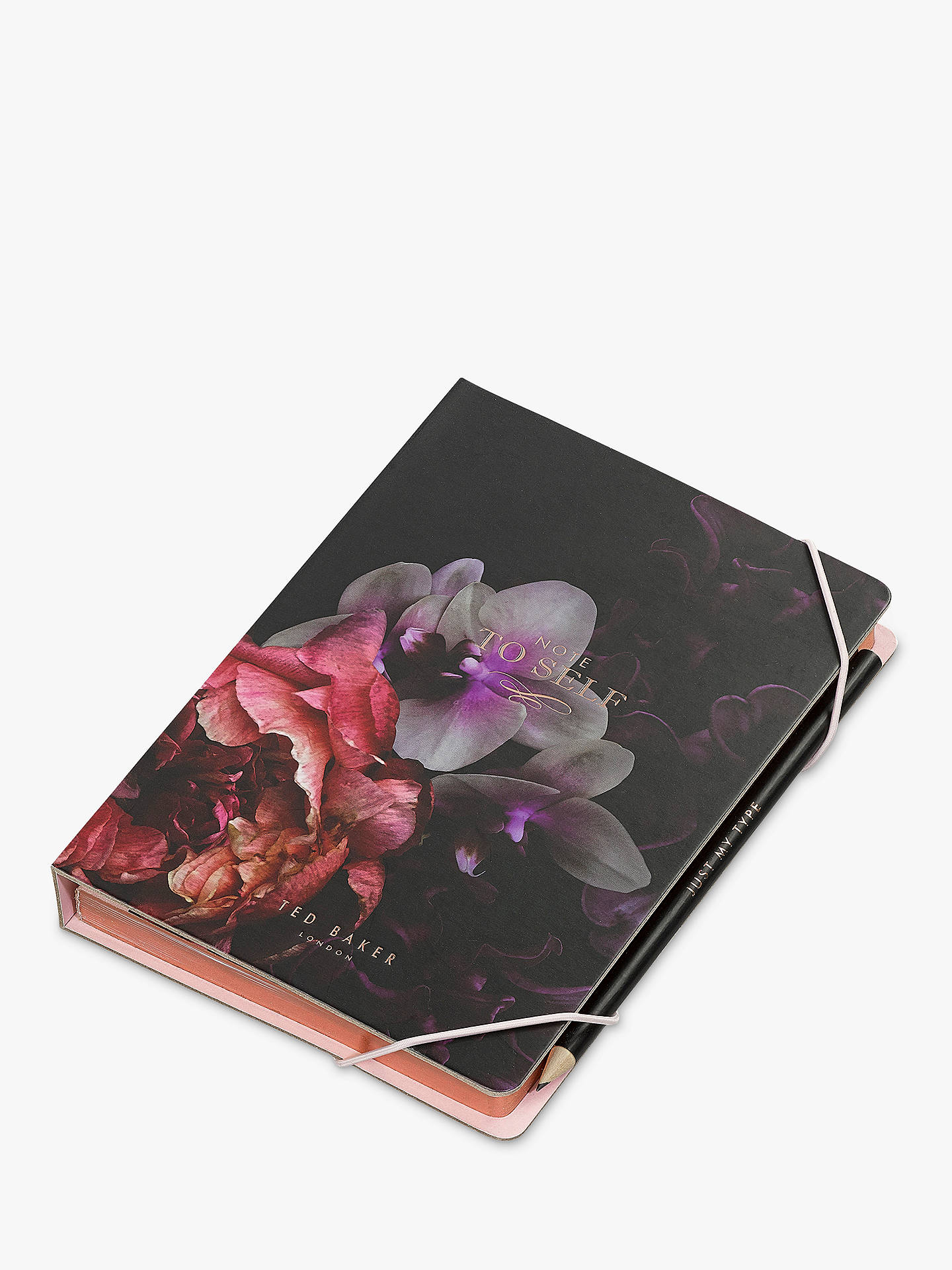 4c529497627c19 Buy Ted Baker Splendour Notebook and Sticky Notes