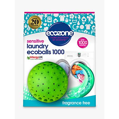 Ecozone Sensitive Laundry Ecoballs 1000
