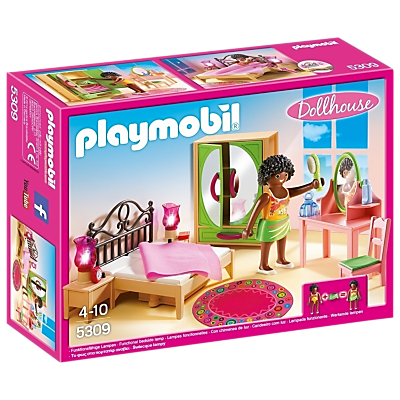Playmobil Dollhouse 5309 Master Bedroom