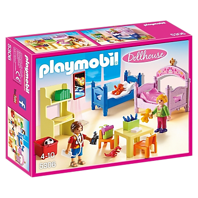 Playmobil Dollhouse 5306 Children's Room