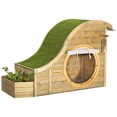 Image of Plum Discovery™ Wooden Nature Play Hideaway