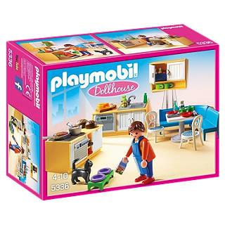 Playmobil Dollhouse 5336 Country Kitchen