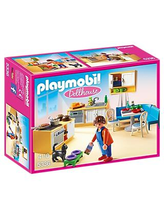 Playmobil Dollhouse 5336 Country Kitchen