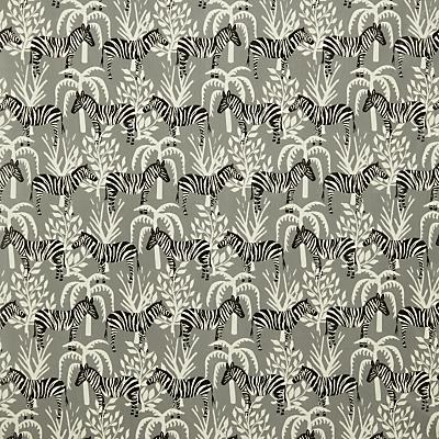 Prestigious Textiles Kenya PVC Tablecloth Fabric, Onyx