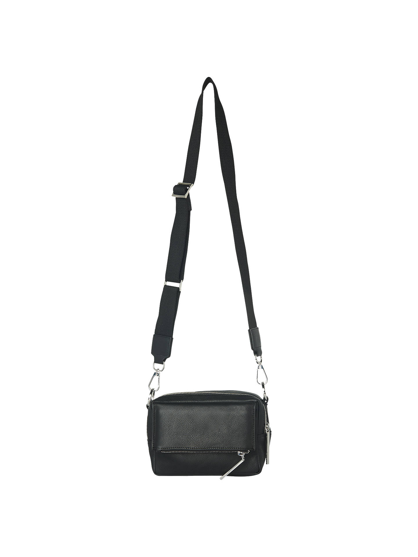 BuyWhistles Bibi Leather Cross Body Bag 63cf59d0070d6