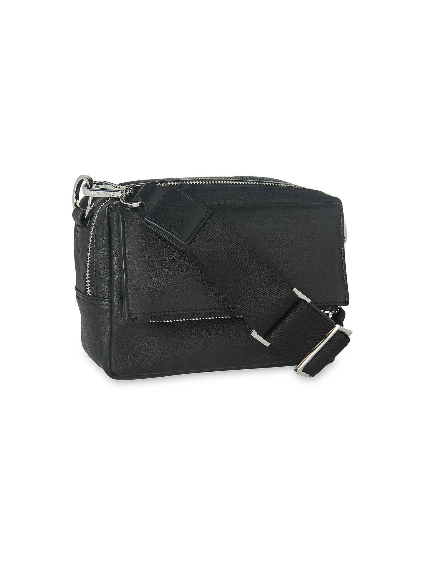 ... BuyWhistles Bibi Leather Cross Body Bag 7e8d33ff59db9