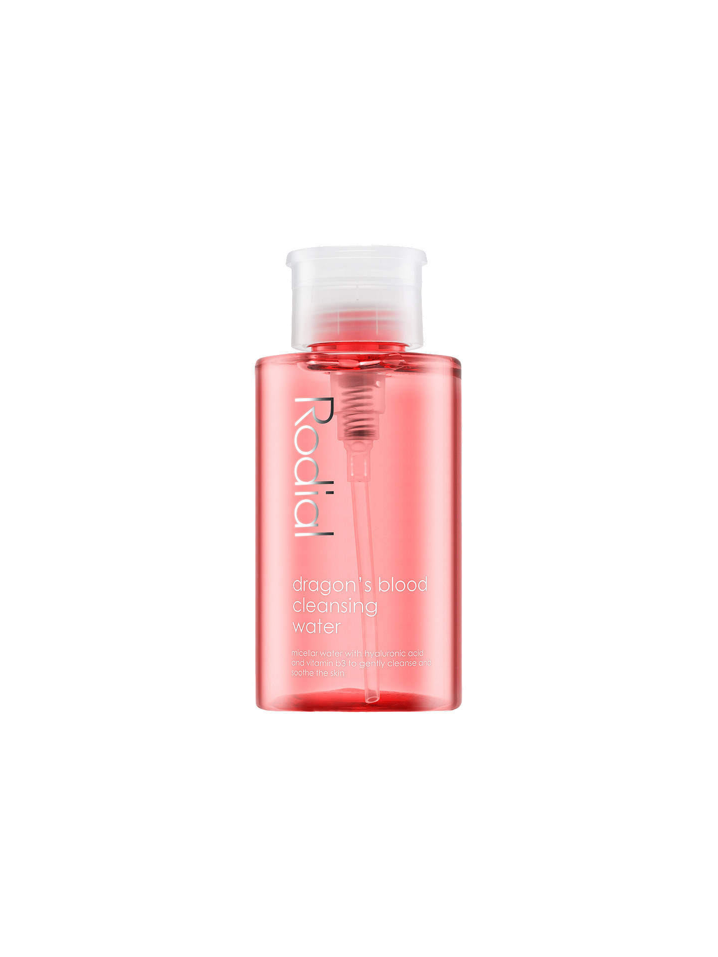 Buy Rodial Dragon's Blood Cleansing Water, 300ml Online at johnlewis.com