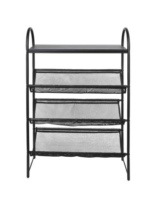 Umbra Cache Shoe Rack with Console Table
