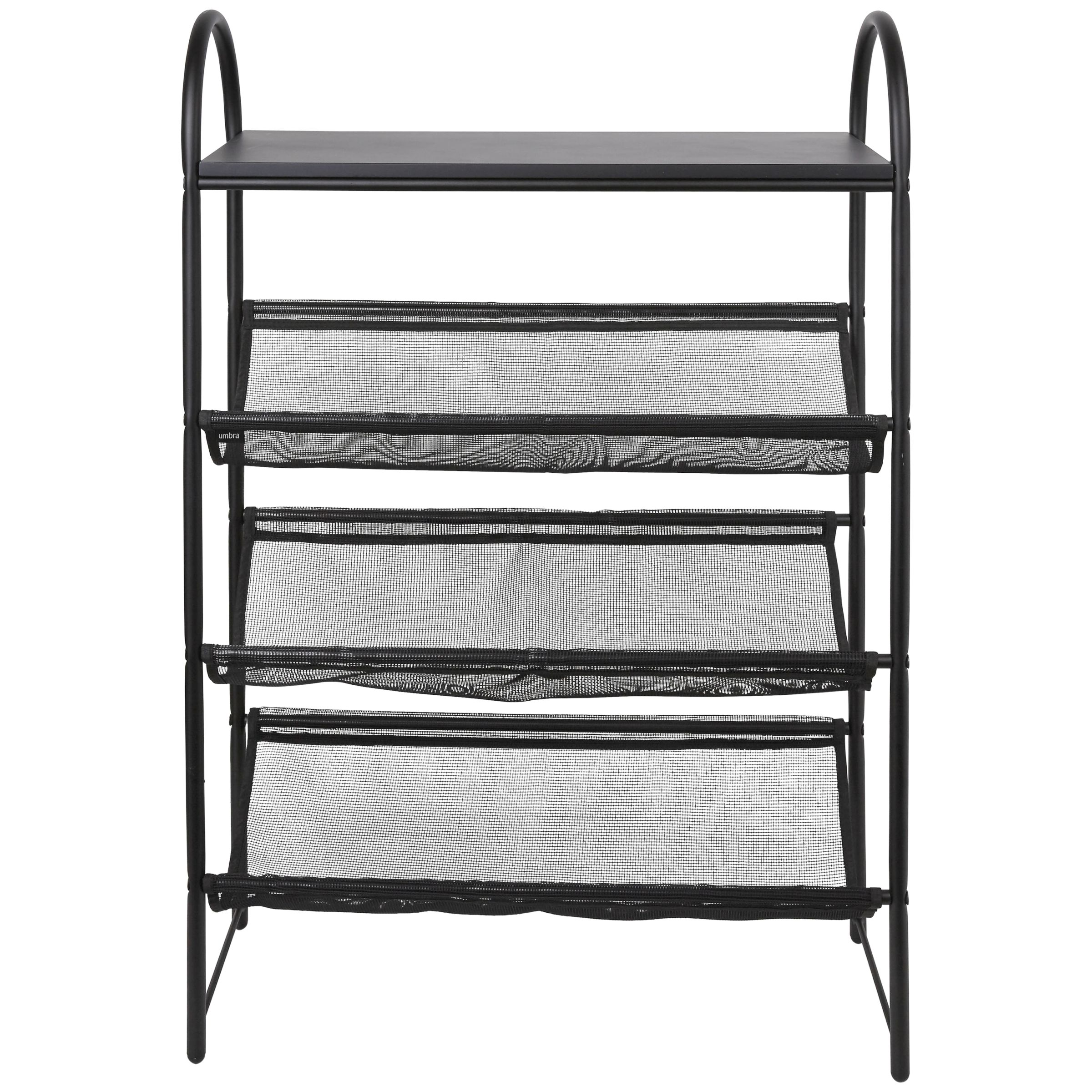 Umbra Umbra Cache Shoe Rack with Console Table