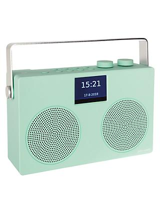 John Lewis & Partners Spectrum Duo II DAB/DAB+/FM Bluetooth NFC Digital Radio