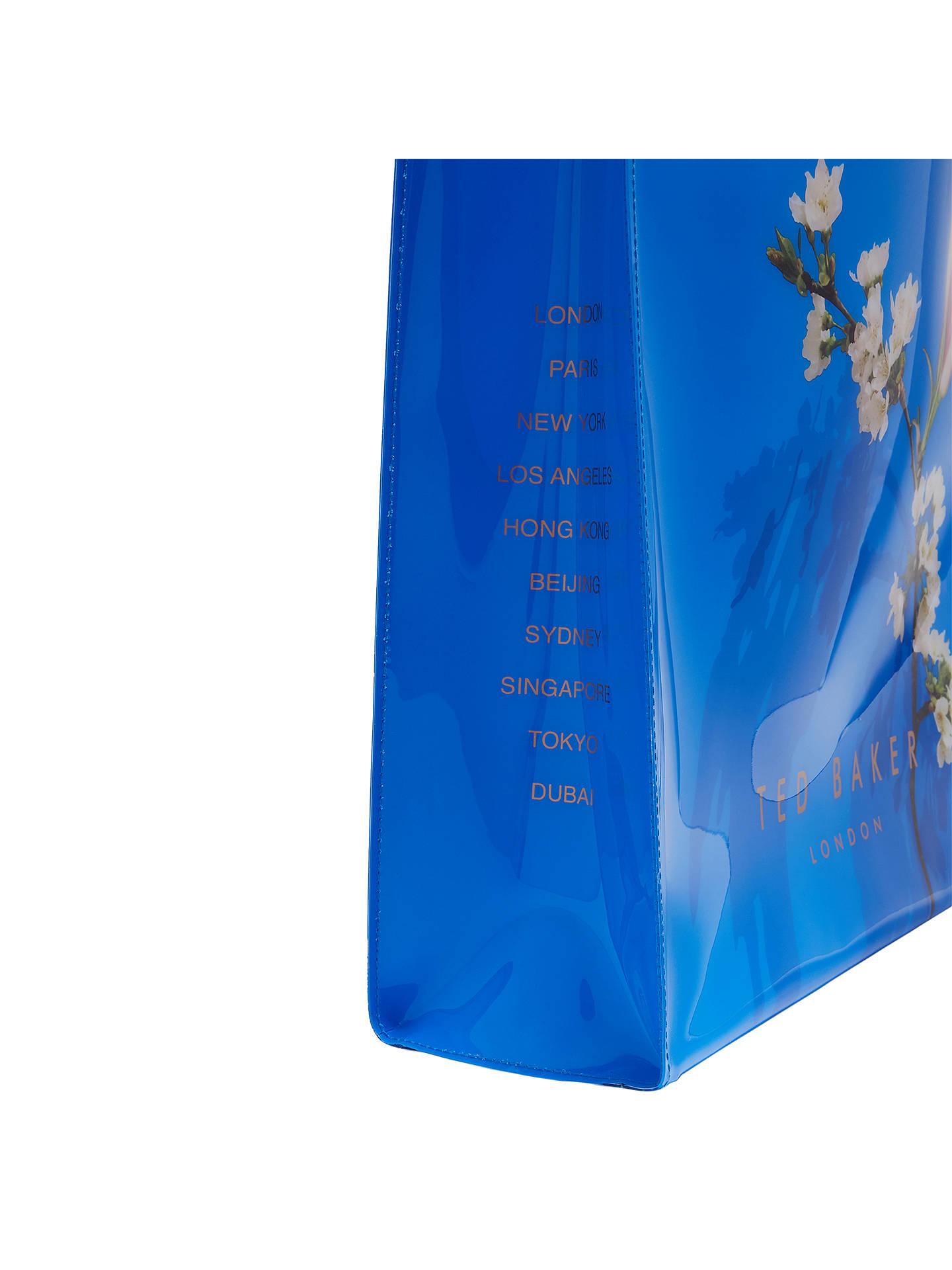 18514e53eecdfe Buy Ted Baker Avalcon Harmony Large Icon Shopper Bag