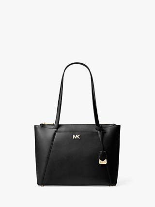 Michael Kors Mad East West Medium Leather Tote Bag At John Lewis Partners