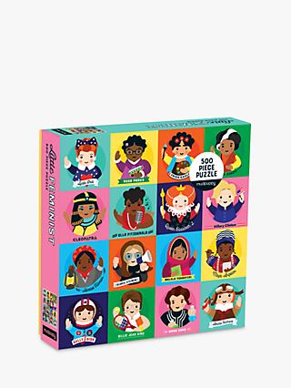 Galison Little Feminist Jigsaw Puzzle, 500 Pieces