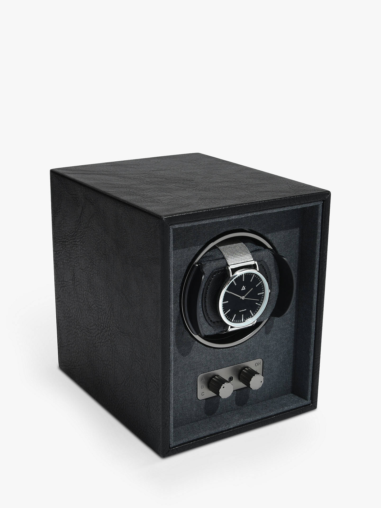 BuyStackers Watch Winder, Black Online at johnlewis.com