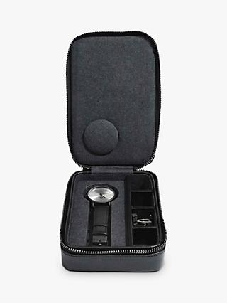 Stackers Watch & Cuff Case, Black