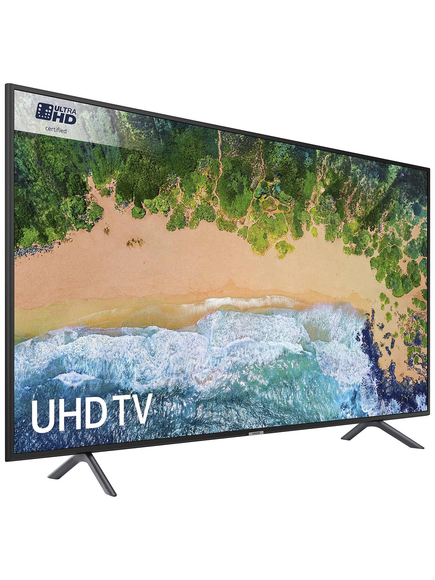 Samsung UE55NU7100 HDR 4K Ultra HD Smart TV, 55